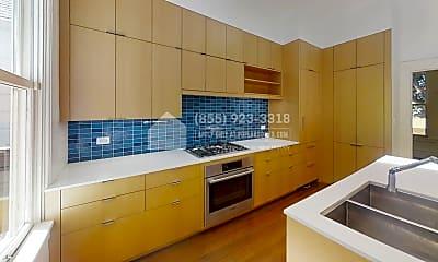 Kitchen, 1407 Kansas St, 1