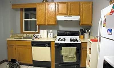 Kitchen, 4 Stockwell St. #1, 2