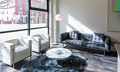 Living Room, Paragon Station, 0