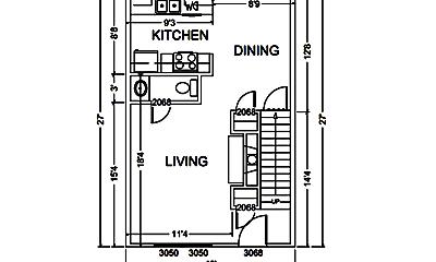 Building, 1085 Oak Tree Blvd NW, 1