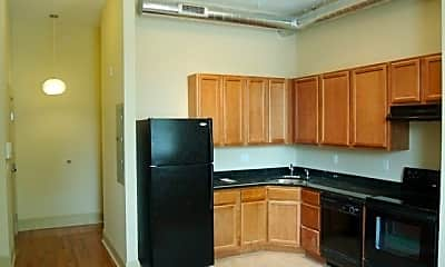 Kitchen, 4244 Chouteau Ave. Chouteau Lofts, 0