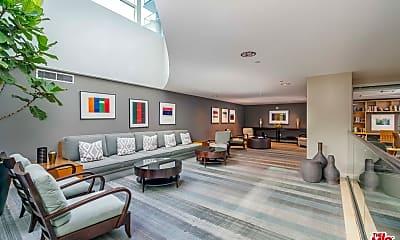 Living Room, 13600 Marina Pointe Dr 1711, 2