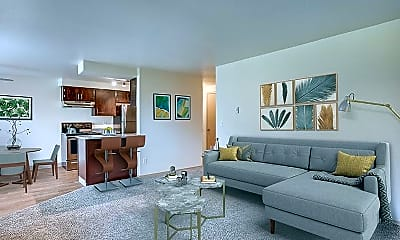 Living Room, Stark Street Crossing, 0