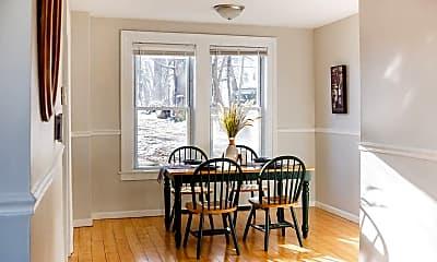 Dining Room, 30 Henry St, 1