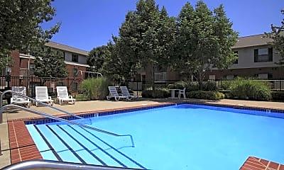 Pool, Claremore Creek, 1