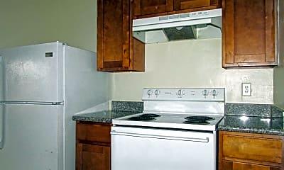 Kitchen, Julian Manor Apartments, 2