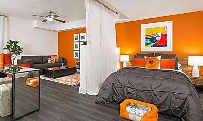 Bedroom, AMLI Lex on Orange, 2