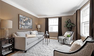 Living Room, 3623 3rd St NE, 0