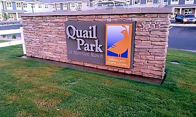 Quail Park Morrison Ranch, 1