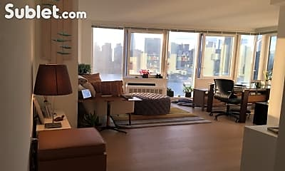 Living Room, 1-50 50th Ave, 0