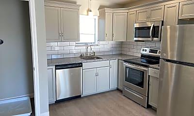 Kitchen, 130 Spruce St, 1
