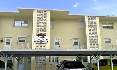 Building, 171 N Atlantic Ave 21, 1