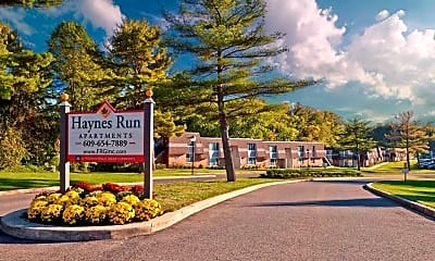 Community Signage, Haynes Run, 0