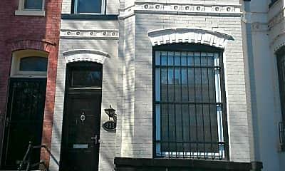 Building, 435 Q Street Northwest, 0