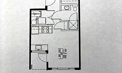 Kitchen, 7686 N Lombard St, 1