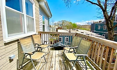 Patio / Deck, 312 P St NW, 2