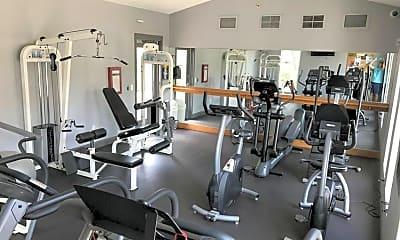 Fitness Weight Room, 9451 E Becker Ln 1020, 2