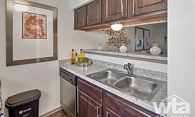 Kitchen, 9500 Dessau Rd, 0