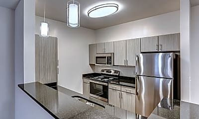 Kitchen, The Residences at Woodbine Park, 0