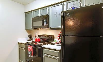 Kitchen, 3601 Magic Dr, 1