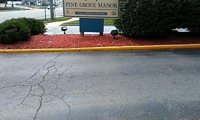 Pine Grove Manor, 1