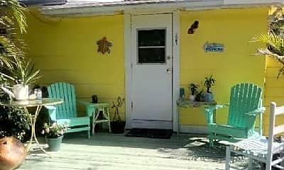 Patio / Deck, 2561 Honey Rd, 1