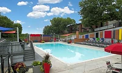 Pool, The Boulevard, 1