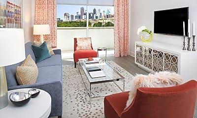 Living Room, 3220 McKinney Ave, 1