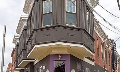 Building, 1839 Poplar St 2B, 2