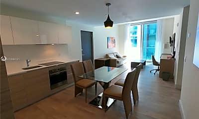 Dining Room, 777 N Ocean Dr N418, 1