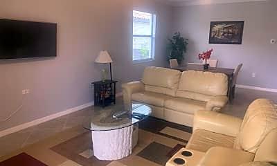 Living Room, 11572 Shady Blossom Dr, 1