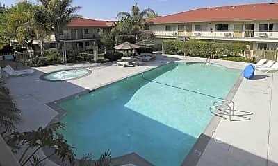 Pool, California Suites, 0