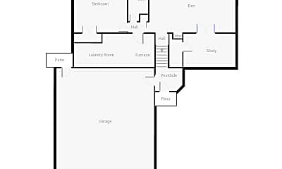 Building, 8608 Talon Cir, 2