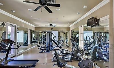 Fitness Weight Room, 5123 Via Montagna, 2