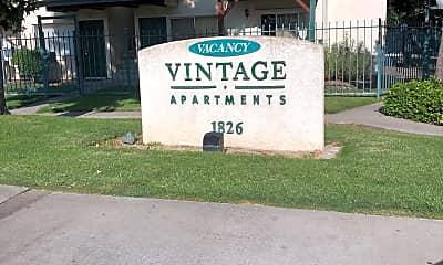 Vintage Apartments, 1