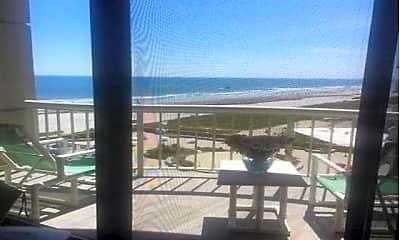 Patio / Deck, 3101 Boardwalk, 0