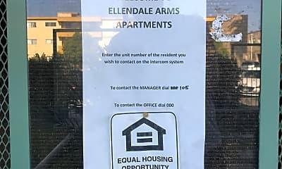 Ellendale Arms, 1