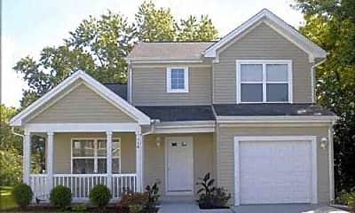 Roosevelt Homes, 1