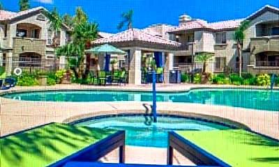 Pool, 1100 N Priest Dr 1136, 1