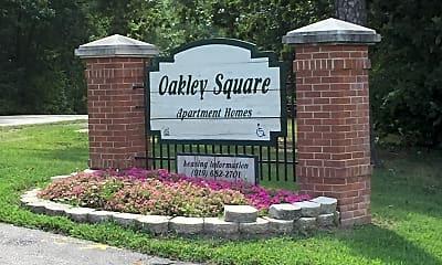 Oakley Square Apartments, 1