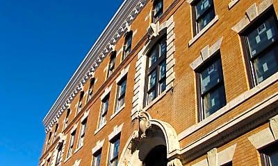 Building, Bradberry, 2