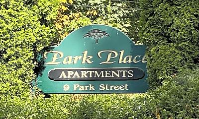 Community Signage, 9 Park St, 0