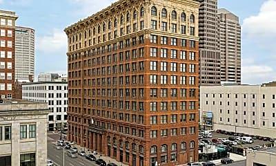 Building, The Atlas Apartments, 0