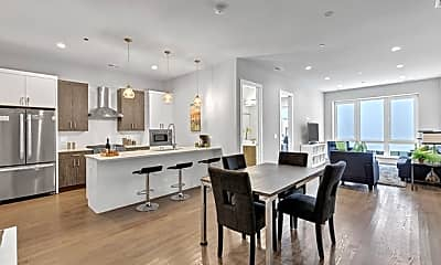 Dining Room, 2217 W Madison St 202, 1