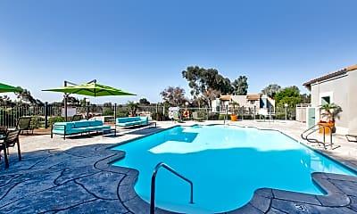 Pool, Santa Fe Ranch Apartment Homes, 2