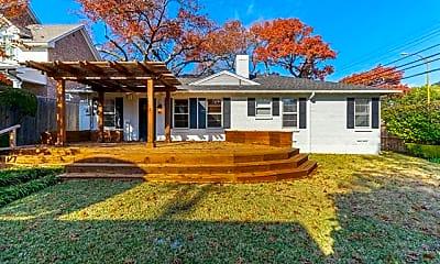 Building, 6836 Woodland Dr, 2