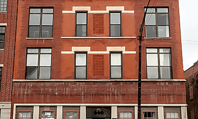 Building, 660 W Grand Ave, 0