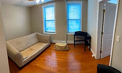 Living Room, 46 Broadway 3, 2