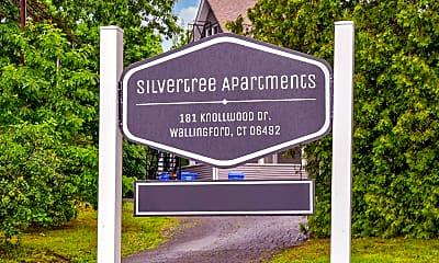 Community Signage, Silvertree Apartments, 2