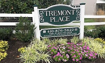Tremont Place, 1
